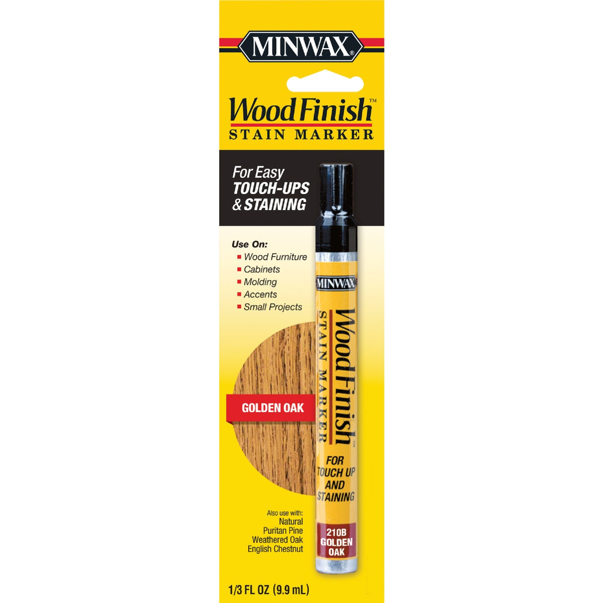 GOLDEN OAK STAIN MARKER