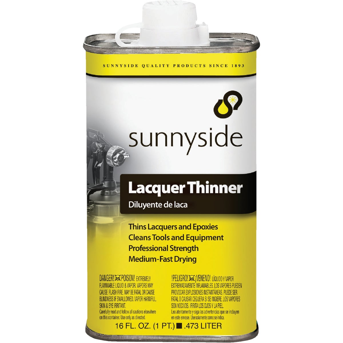 LACQUER THINNER - 45716 by Sunnyside Corp