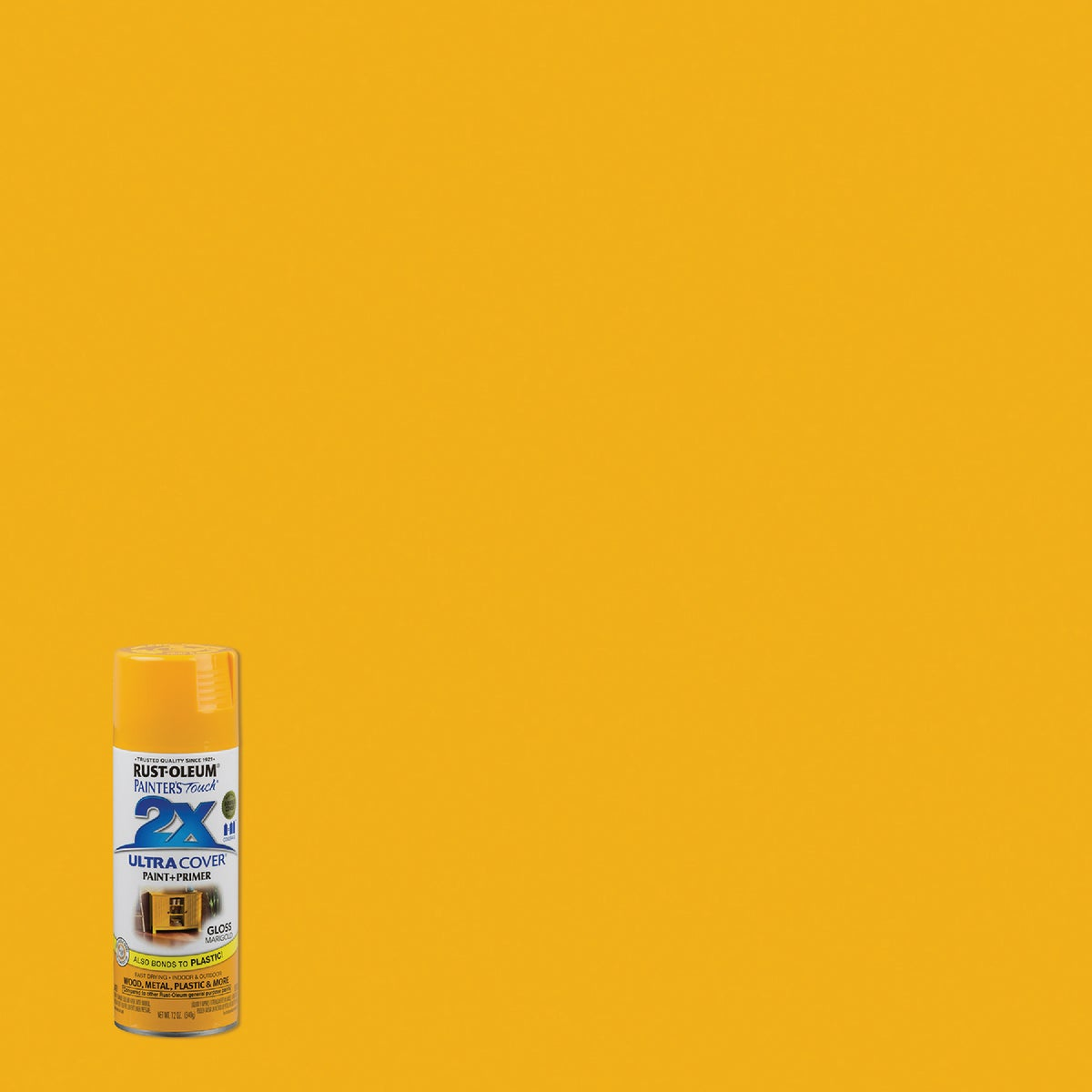 GLS MARIGOLD SPRAY PAINT - 249862 by Rustoleum