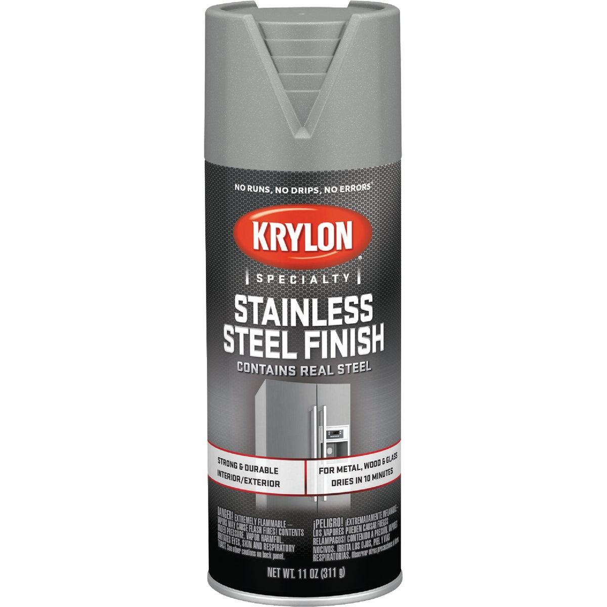 STNLS STEEL SPRAY PAINT - 2400 by Krylon/consumer Div