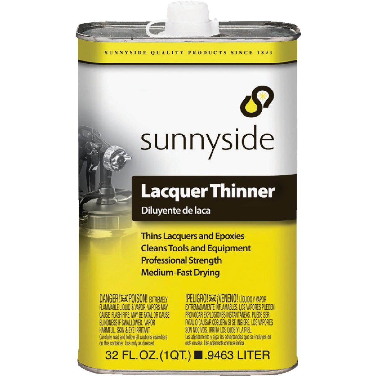 LACQUER THINNER - 45732 by Sunnyside Corp