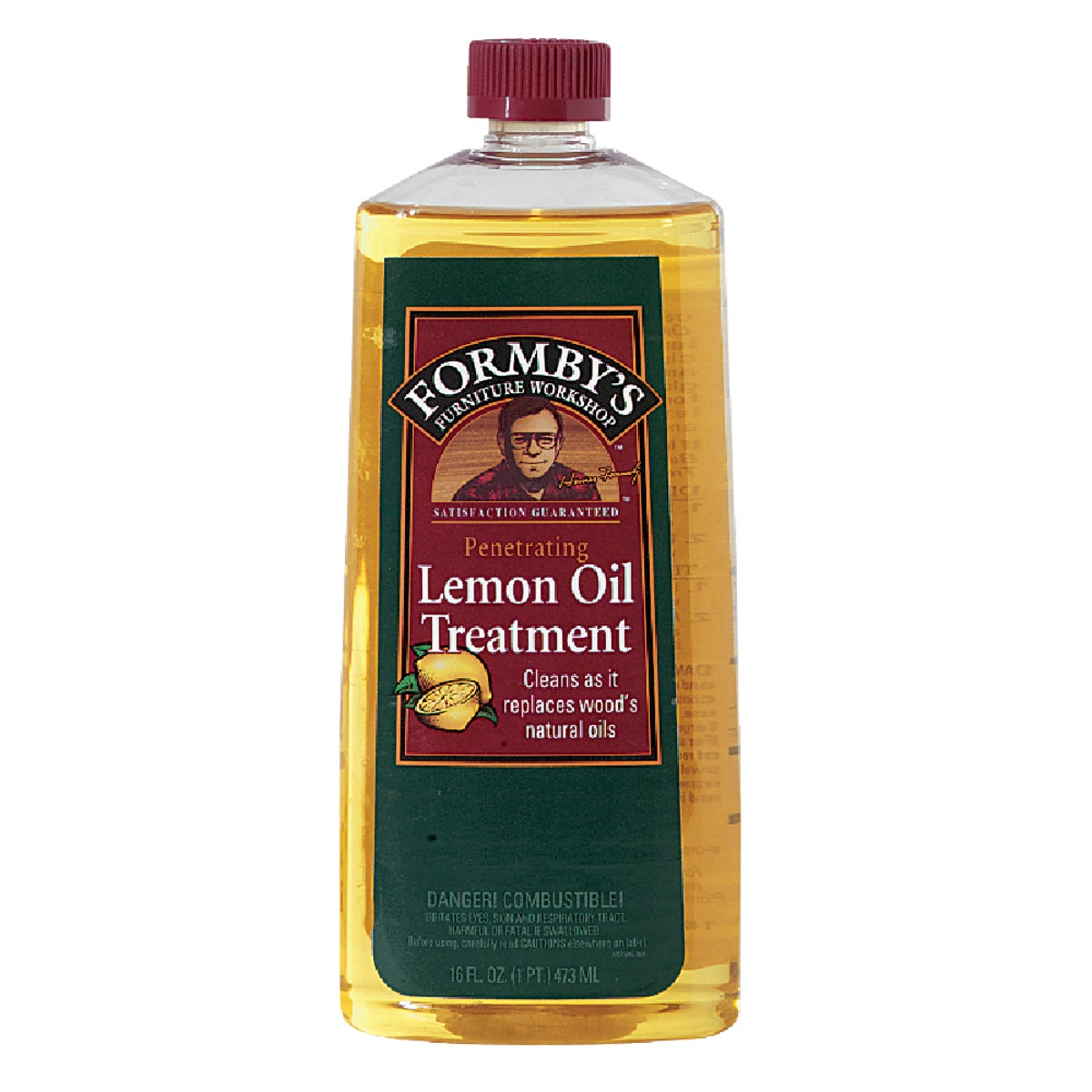 16OZ LEMON OIL TREATMENT