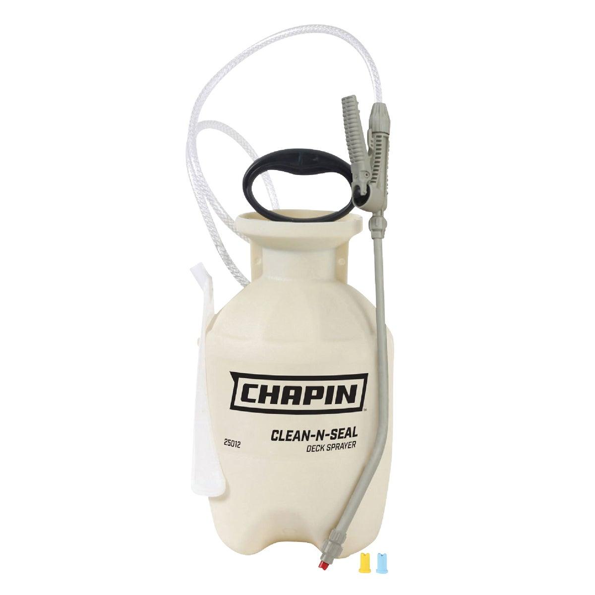 Chapin Clean-N-Seal SureSpray Deck Sprayer, 25012