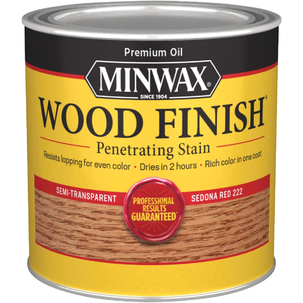 SEDONA RED WOOD STAIN - 222204444 by Minwax Company