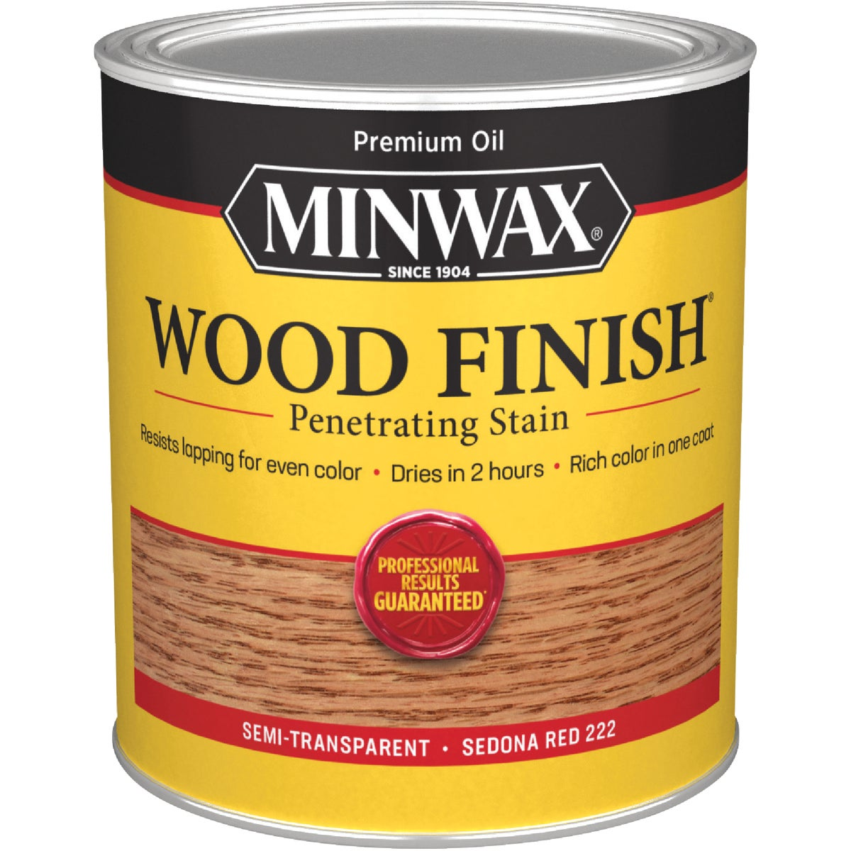 SEDONA RED WOOD STAIN - 70043 by Minwax Company