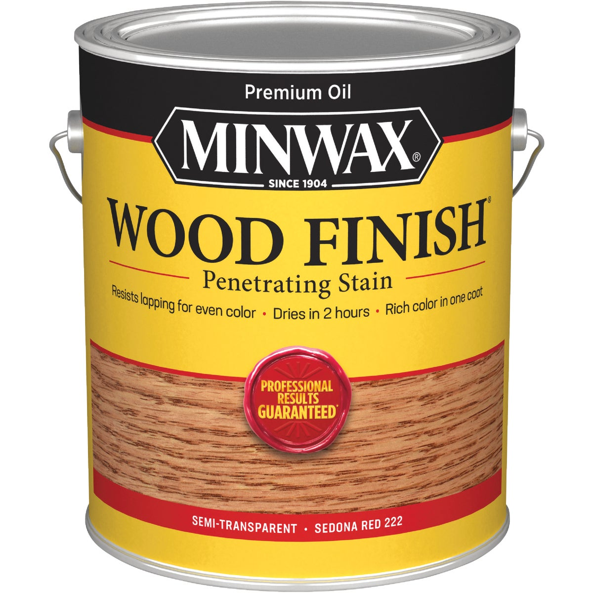 SEDONA RED WOOD STAIN - 71043 by Minwax Company