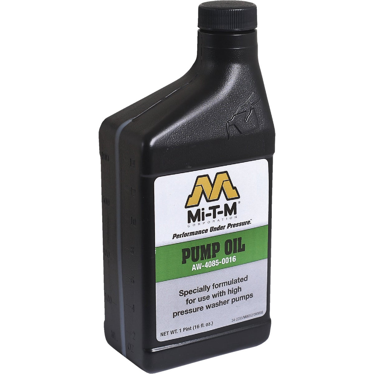 PINT PUMP OIL - AW-4085-0016 by Mi T M Corp
