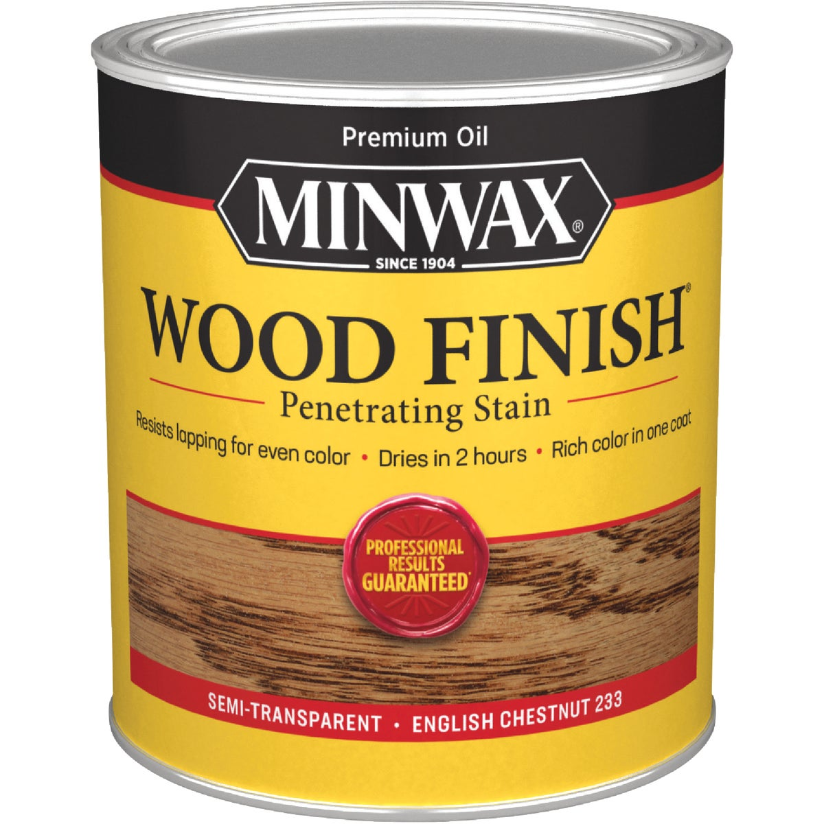 ENGL CHESTNUT WOOD STAIN - 70044 by Minwax Company