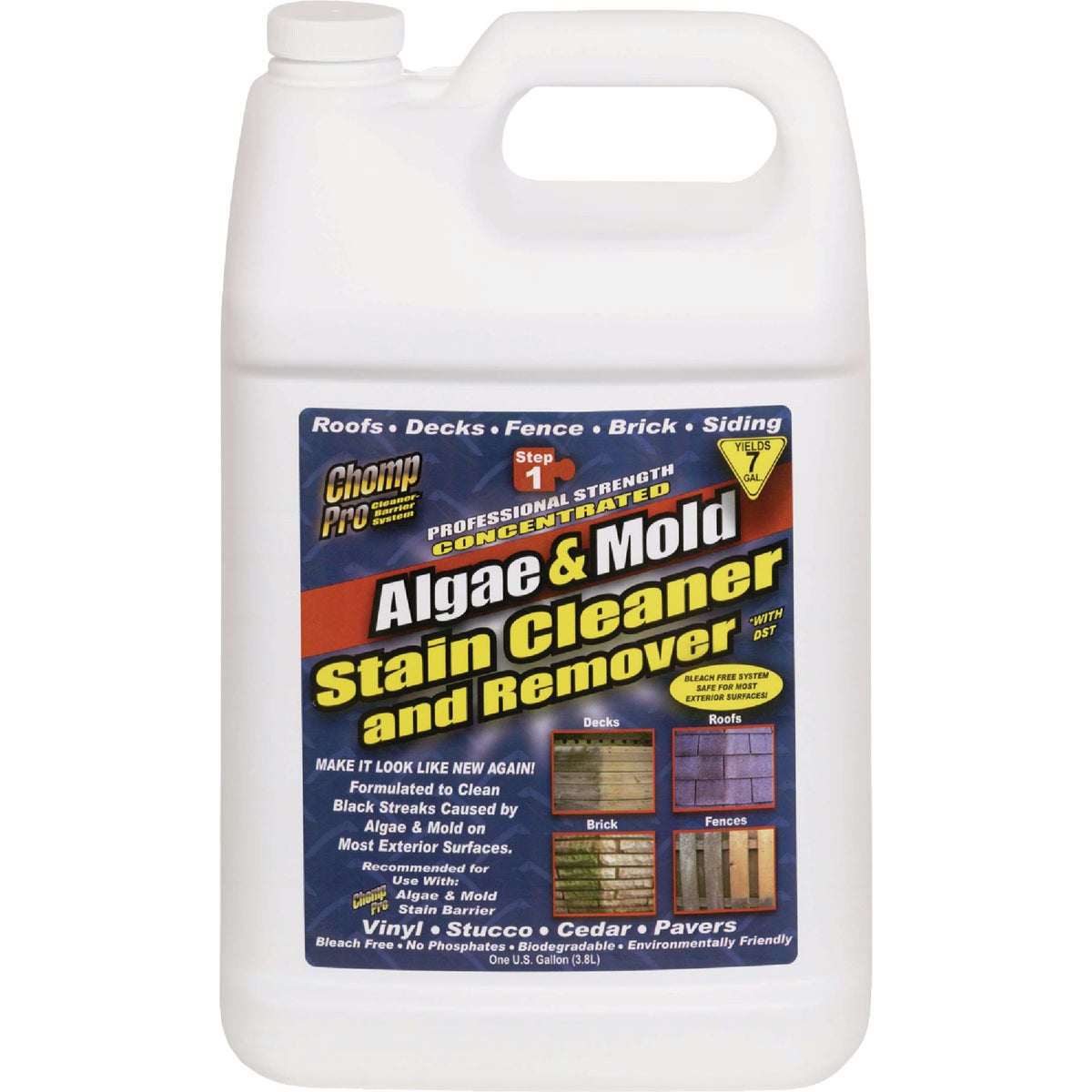 ALGAE/MOLD CLEANER - 53034 by E S I