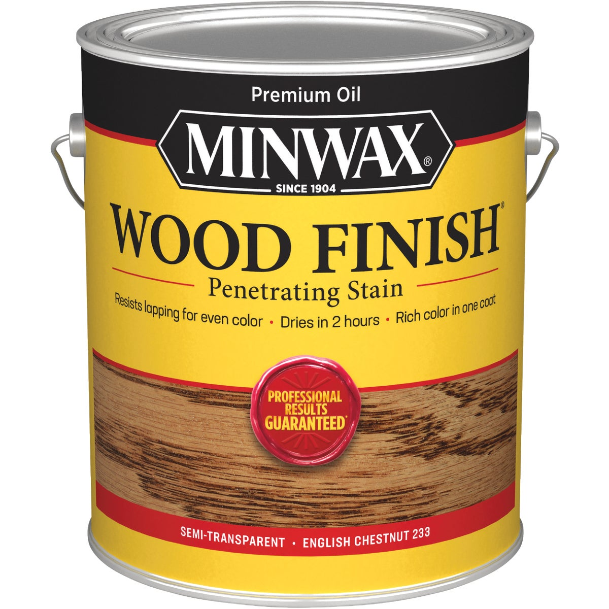 ENGL CHESTNUT WOOD STAIN - 71044 by Minwax Company