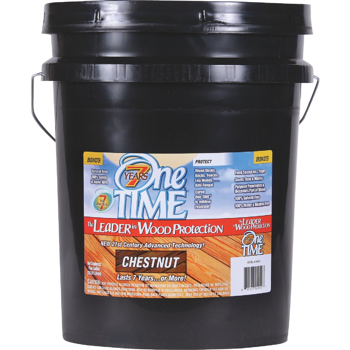 CHESTNUT WOOD SEALER - 01010 by Bond Distributing