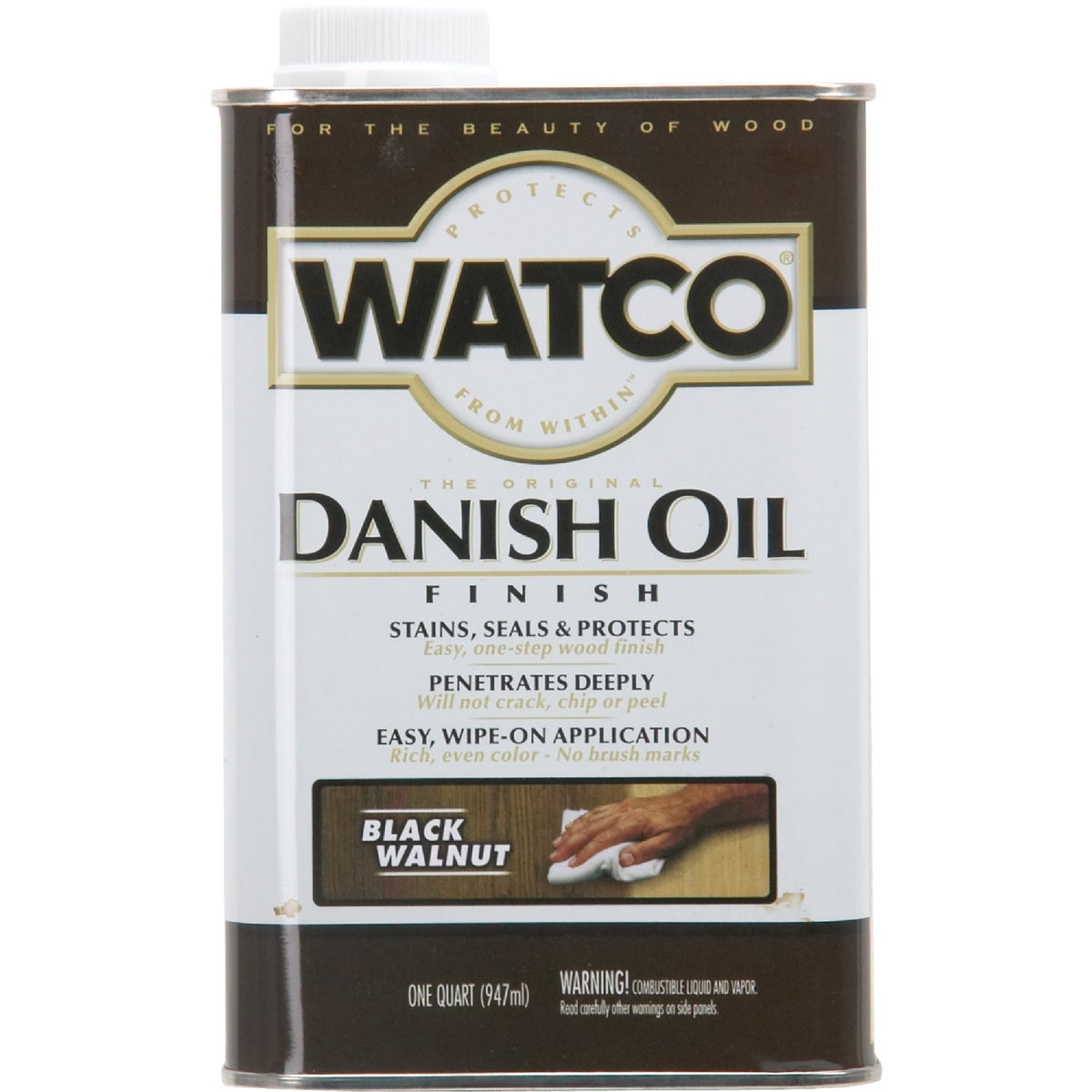 BLACK WALNUT DANISH OIL