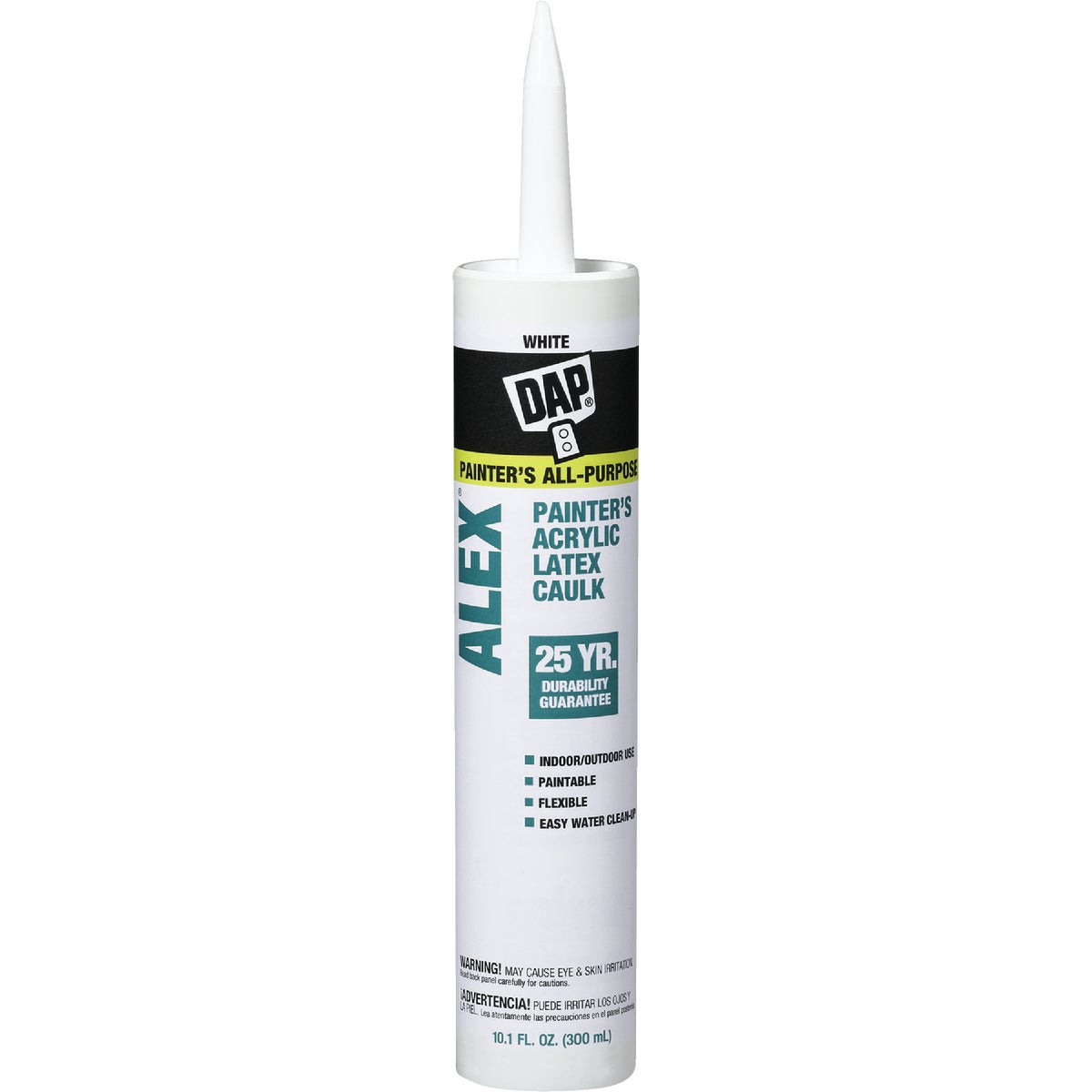 WHT ALEX PAINTER'S CAULK - 18670 by Dap Inc
