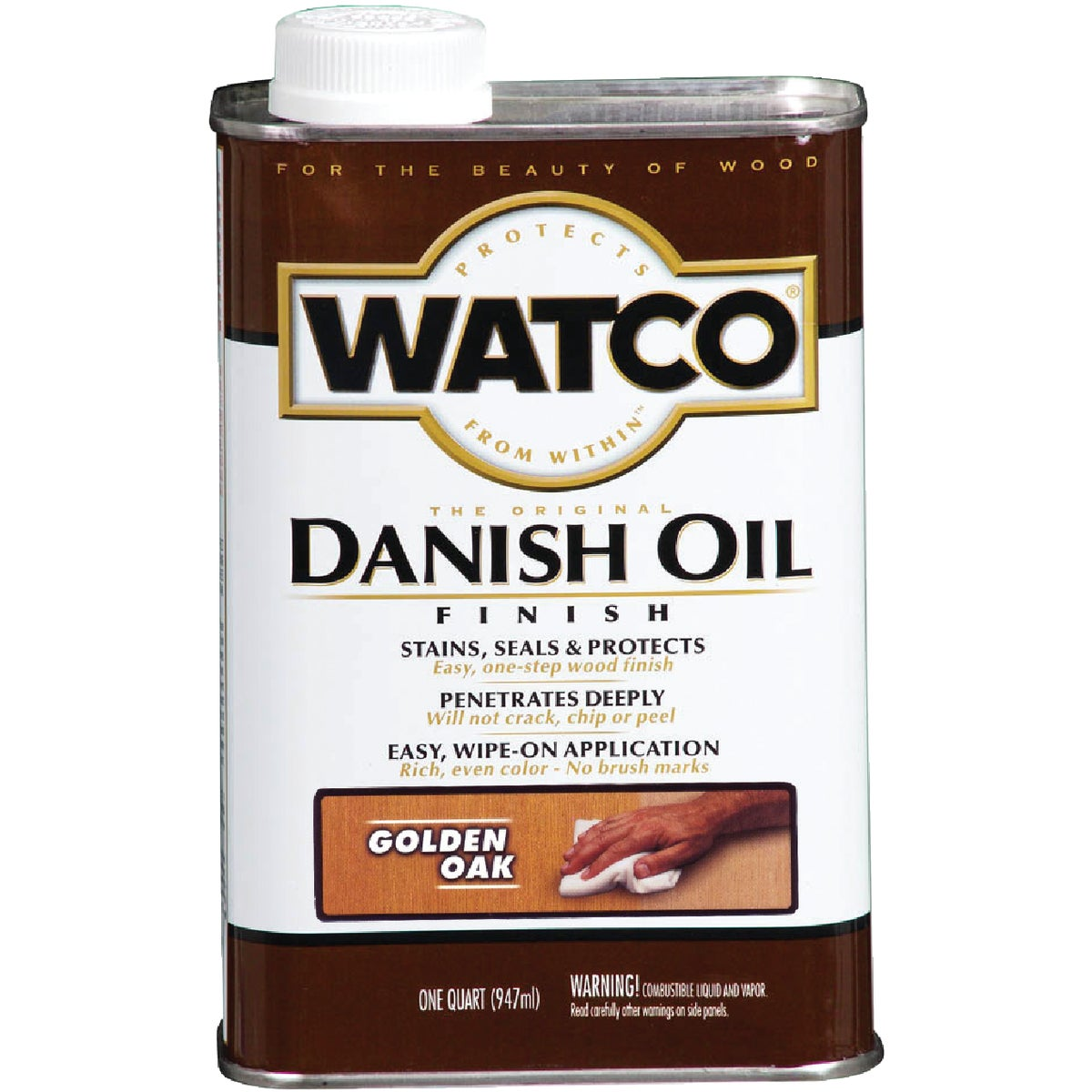 GOLDEN OAK DANISH OIL - 65141 by Rustoleum