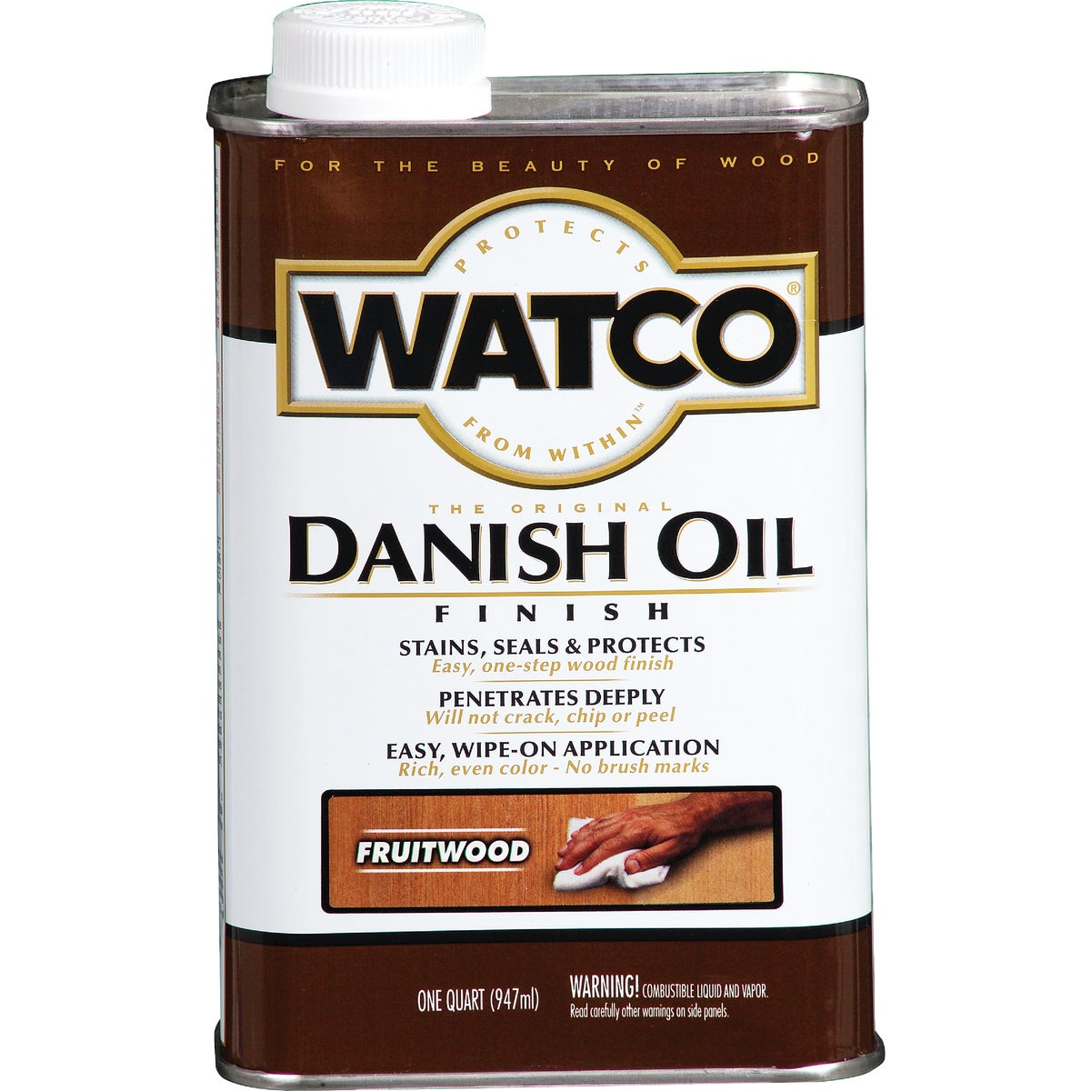 FRUITWOOD DANISH OIL - 65441 by Rustoleum