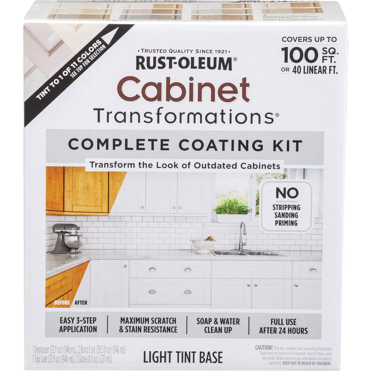 SML LT BS CABINET PAINT - 258109 by Rustoleum