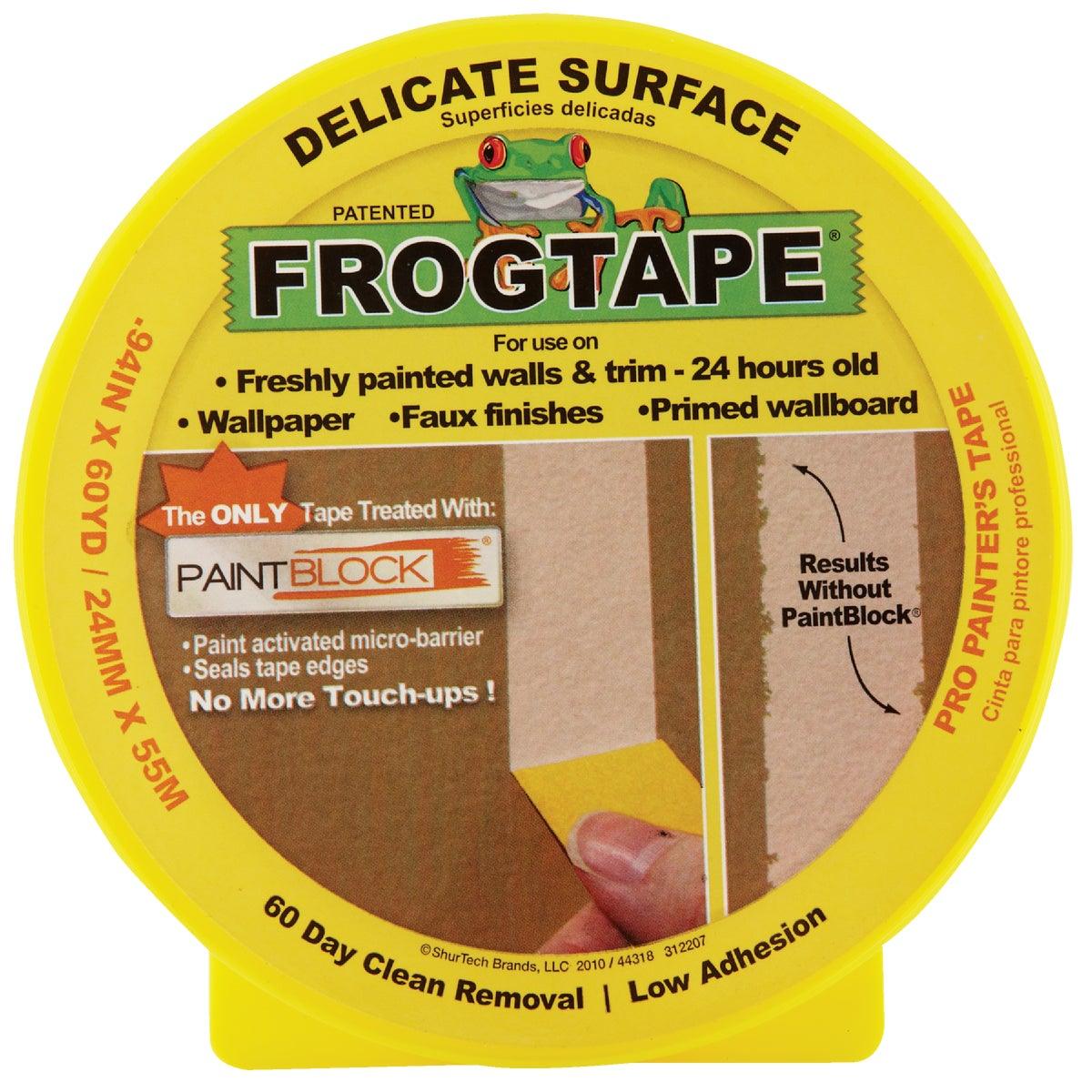 "DELICATE .94"" FROG TAPE"