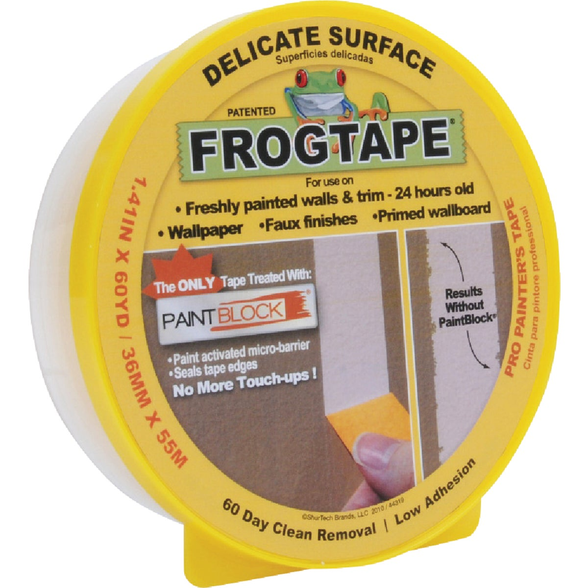 """DELICATE 1.41"""" FROG TAPE"""