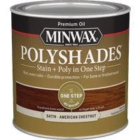 Minwax SAT AM CHSTNUT POLYSHADE 213750000