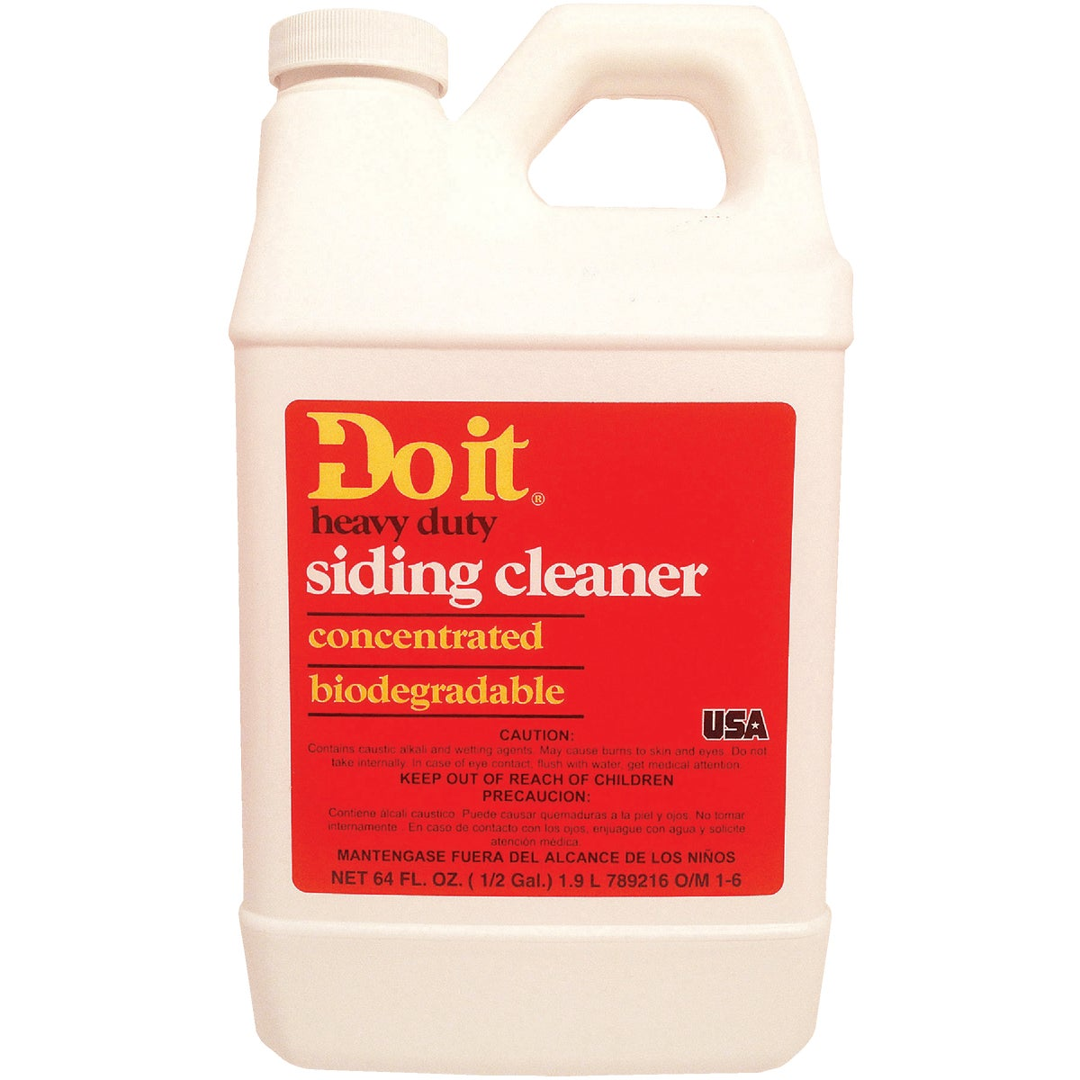 1/2GAL SIDING CLEANER - 77044 by Lundmark Wax Co