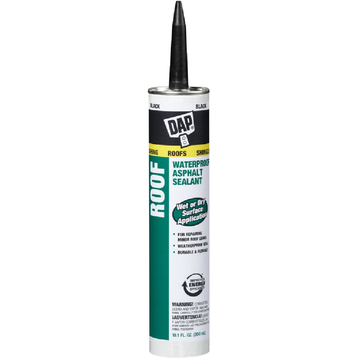 BLACK-TITE ROOF SEALANT - 18268 by Dap Inc
