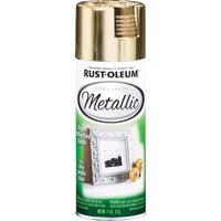 Rust Oleum GOLD METALIC SPRAY PAINT 1910-830