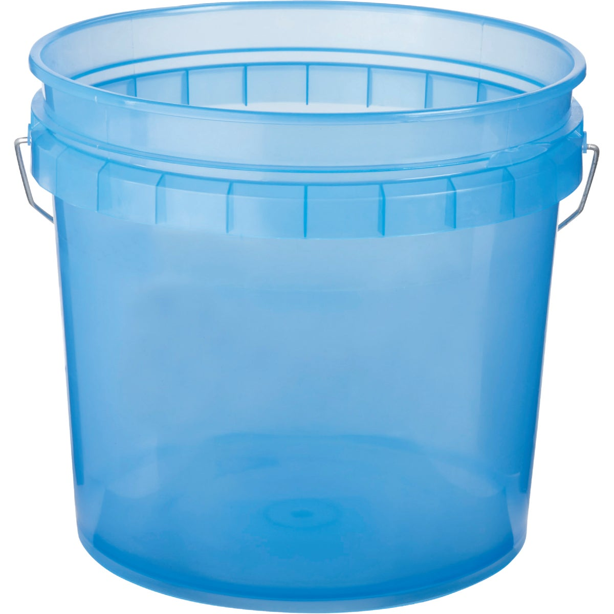 3.5GAL BLUE PLASTIC PAIL - 3GLTBL by Leaktite Corporation
