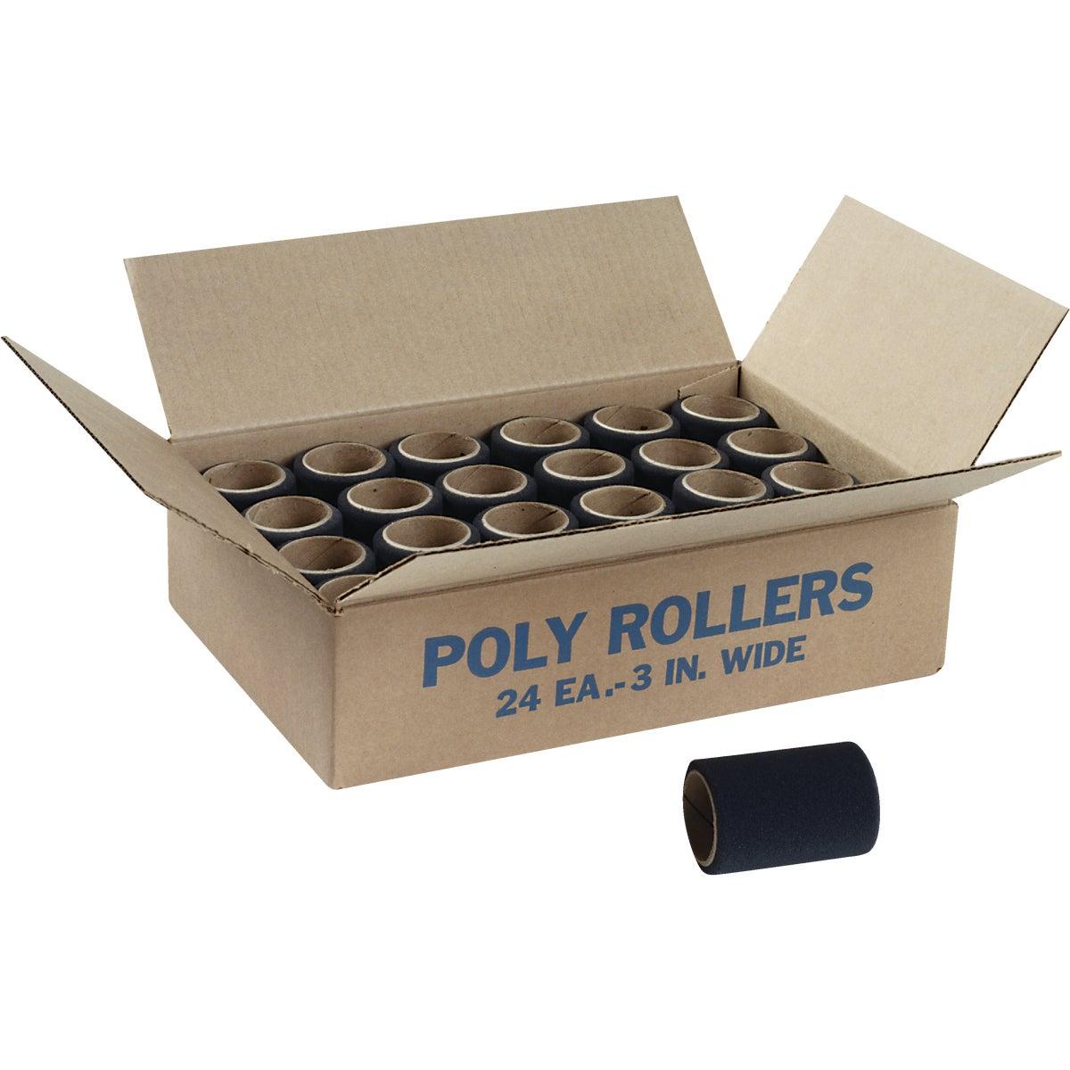 "3"" POLY-ROLLER - 3PR by Jen Mfg Inc"