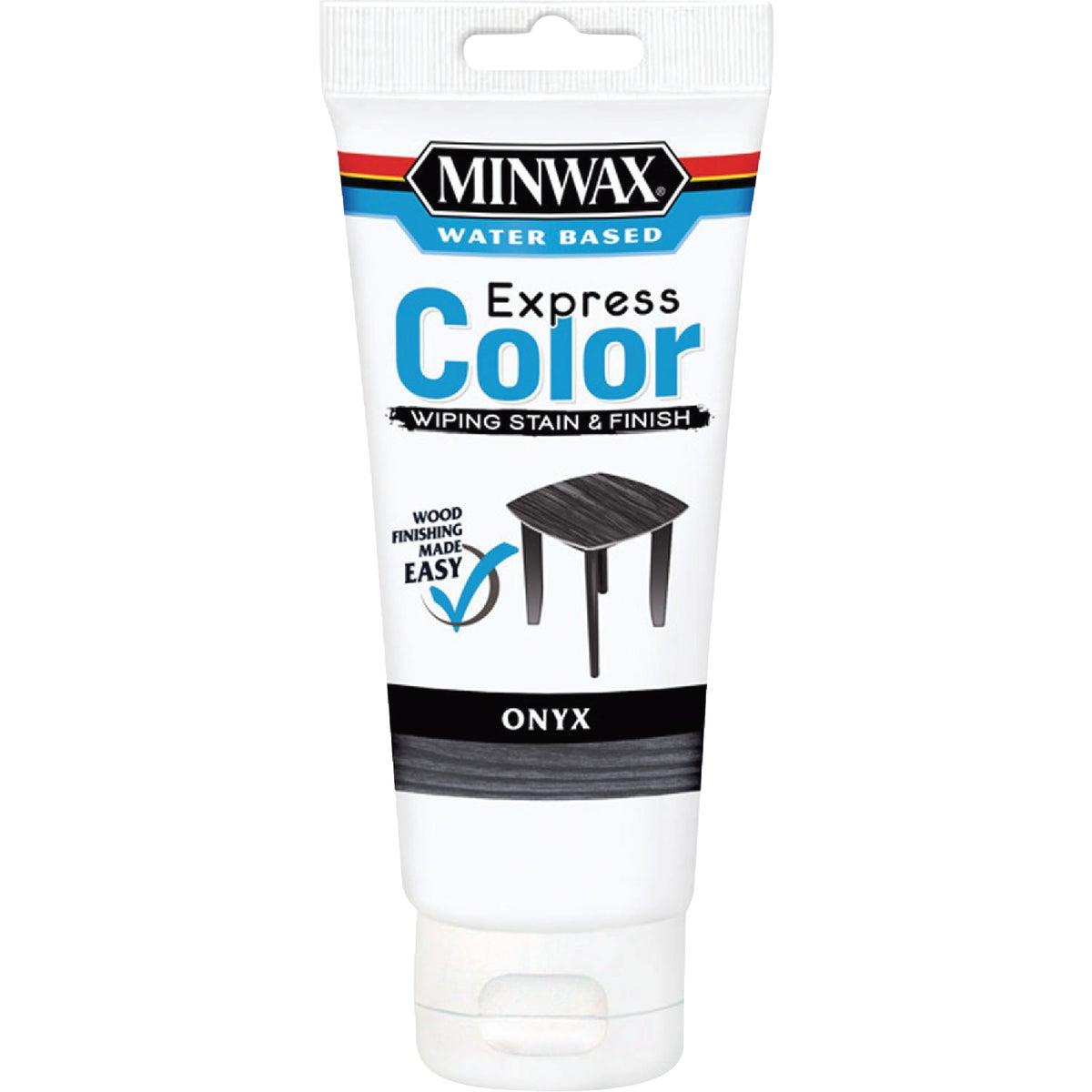 FINISH ONYX WIPING STAIN - 308084444 by Minwax Company