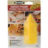 Hyde Mfg. 10PK PAINTER'S PYRAMID 43510
