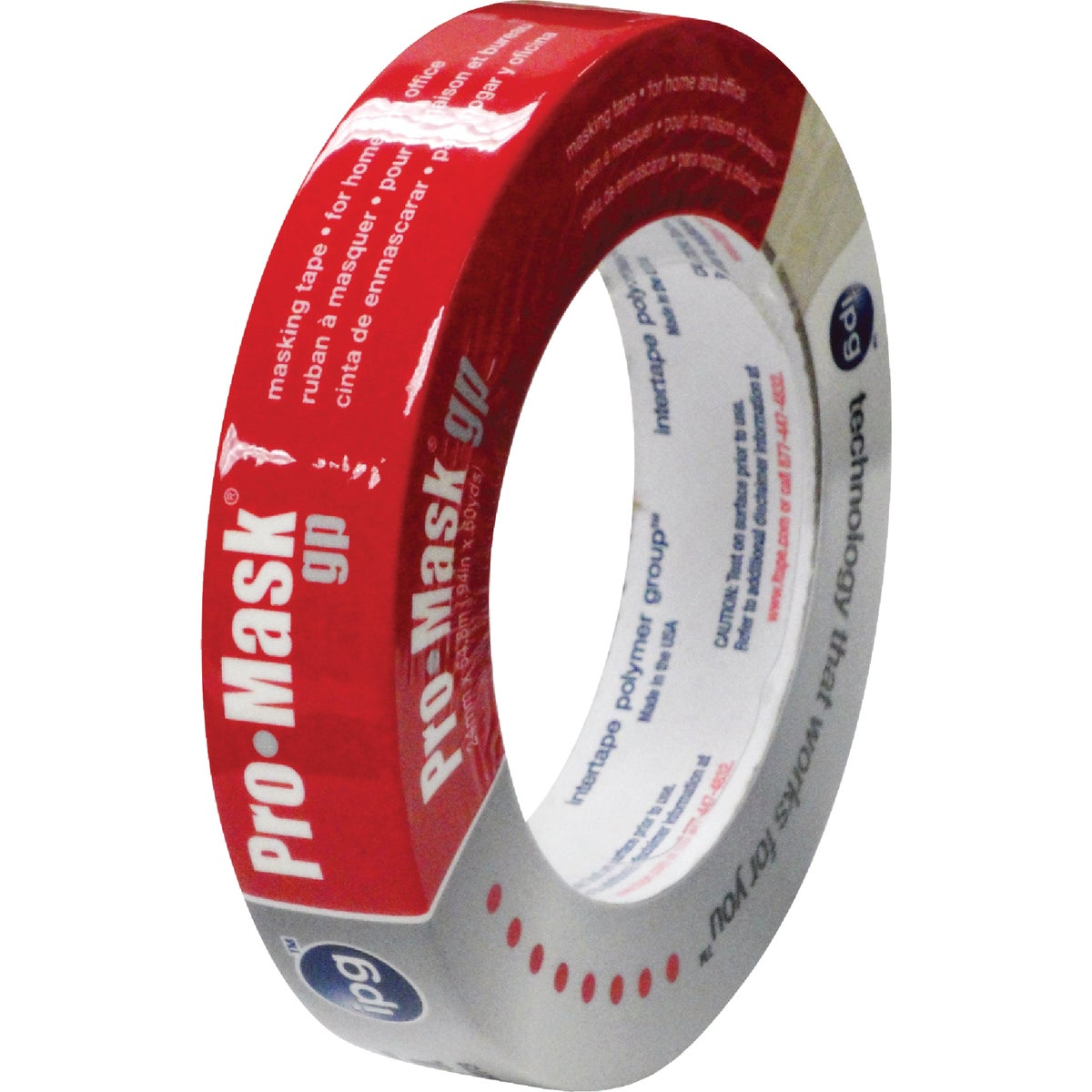 "1"" G/P MASKING TAPE - 5101 by Intertape Polymer"