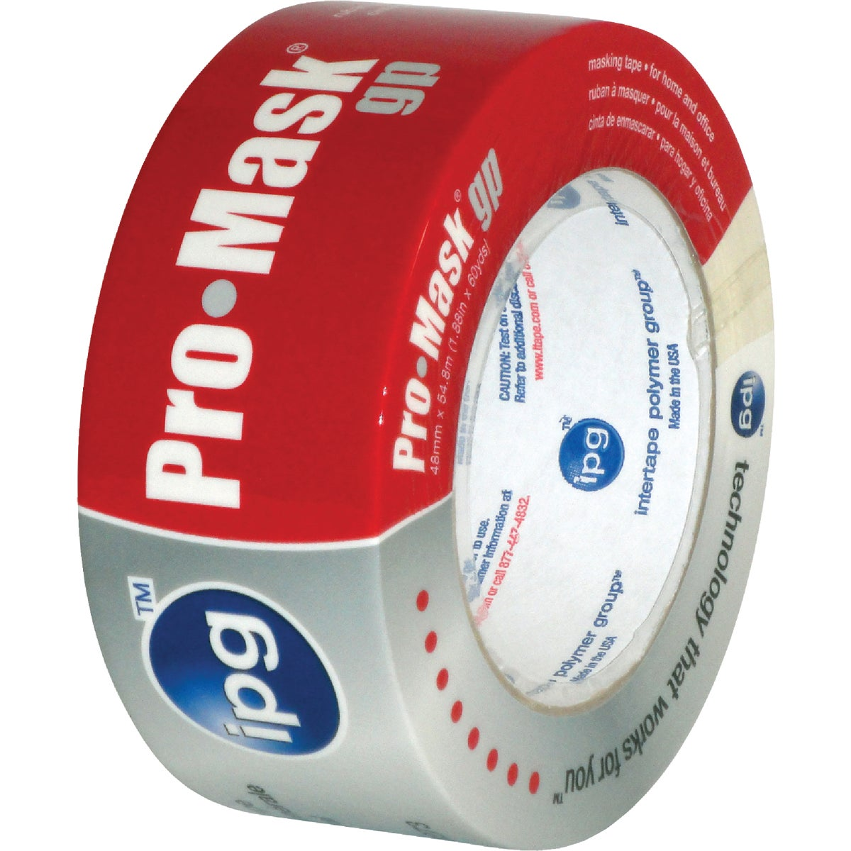 "2"" G/P MASKING TAPE - 5103 by Intertape Polymer"