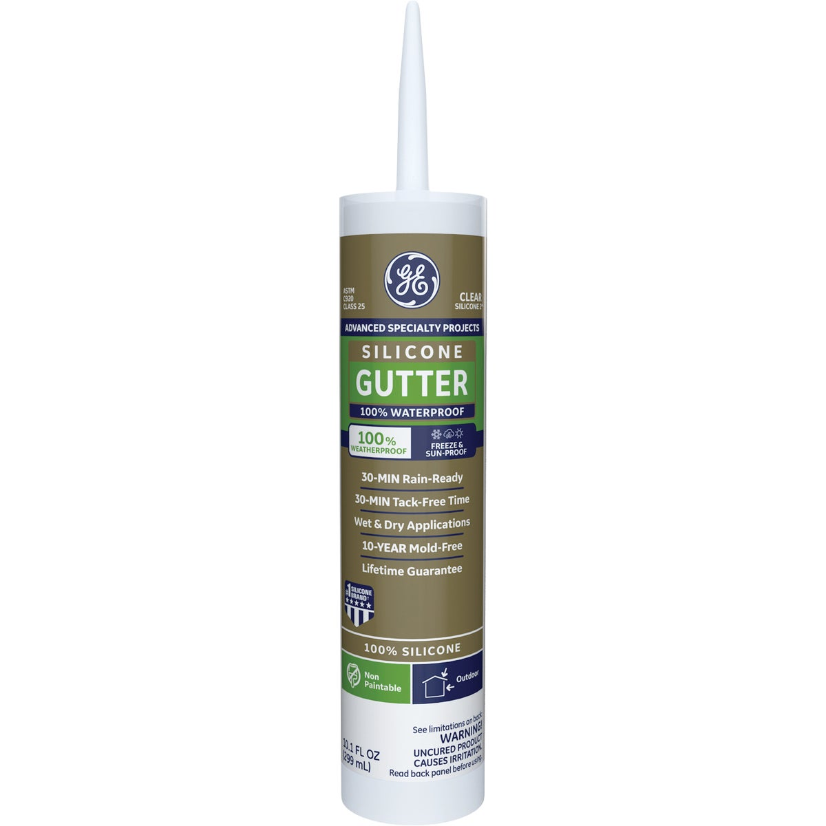 GUTTER/FLASHING CAULK - GE50G.01 by Momentive Performanc