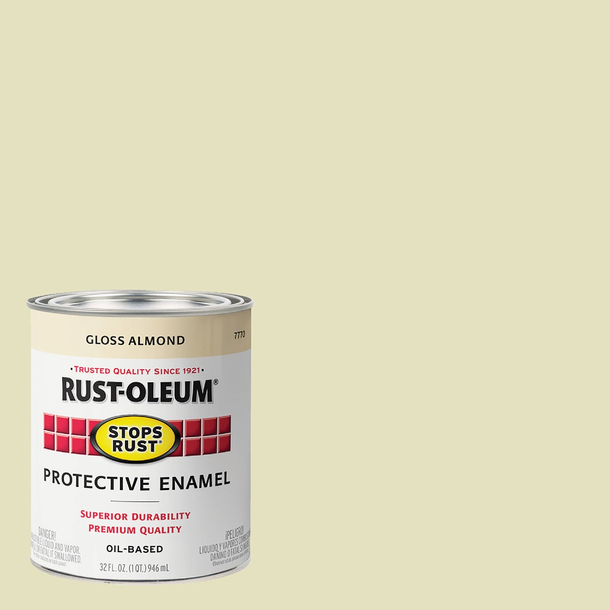 ALMOND ENAMEL - 7770-502 by Rustoleum