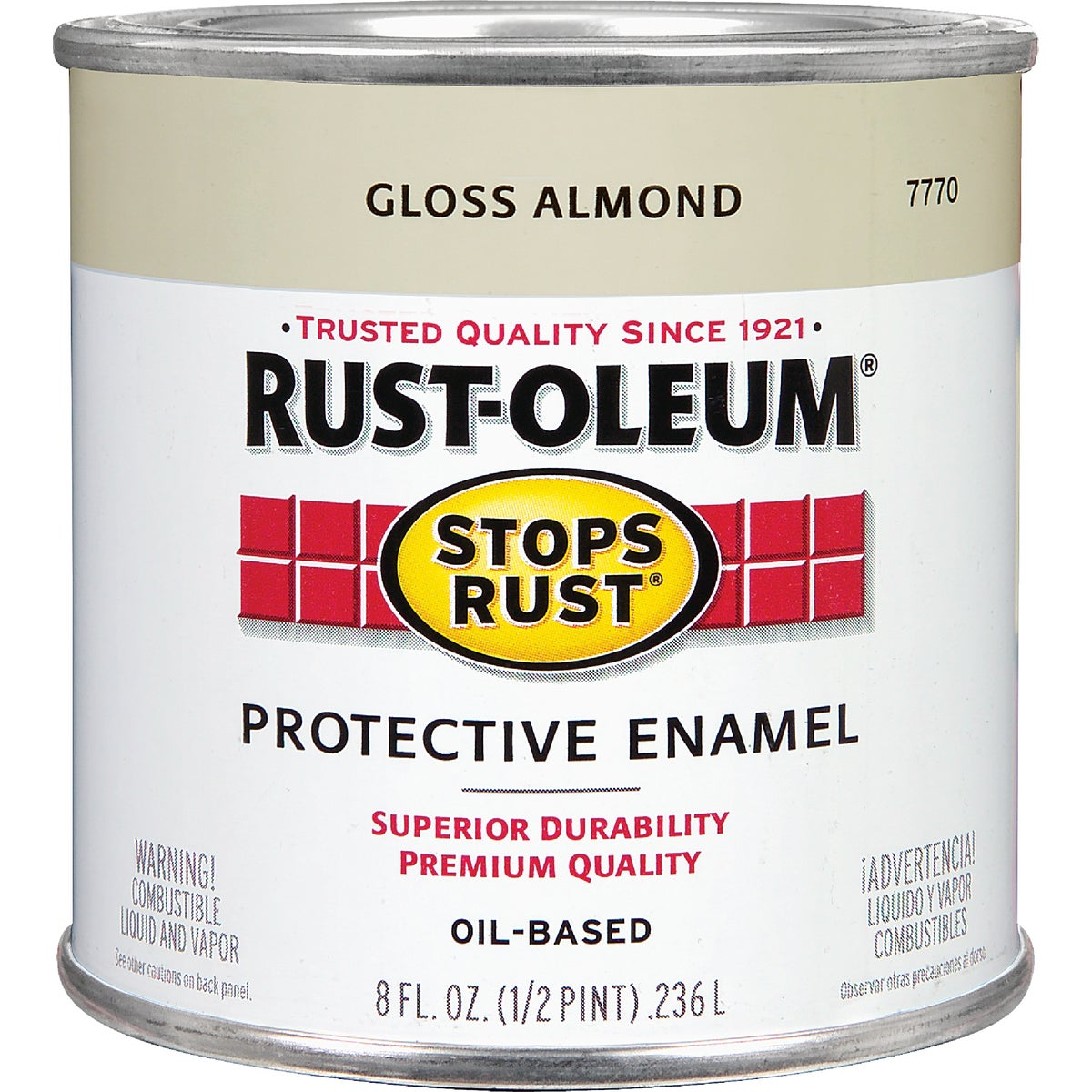 ALMOND ENAMEL - 7770-730 by Rustoleum