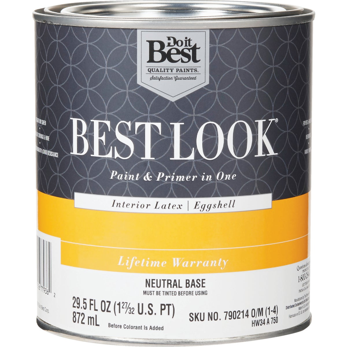 INT EGG NEUTRAL BS PAINT - HW34A0750-14 by Do it Best