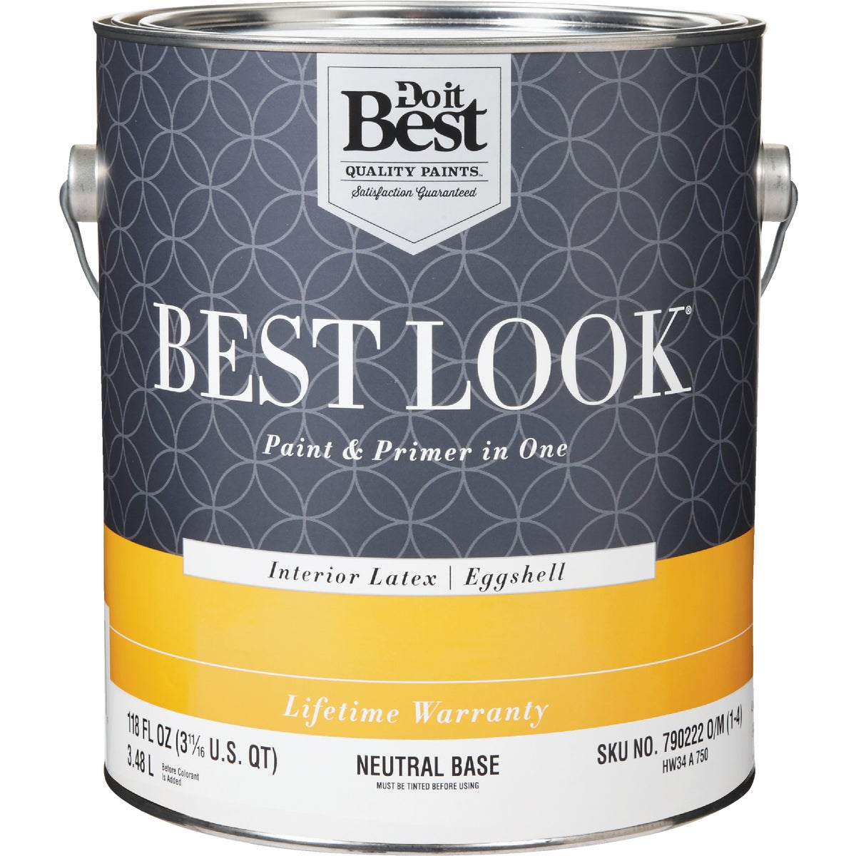 INT EGG NEUTRAL BS PAINT - HW34A0750-16 by Do it Best