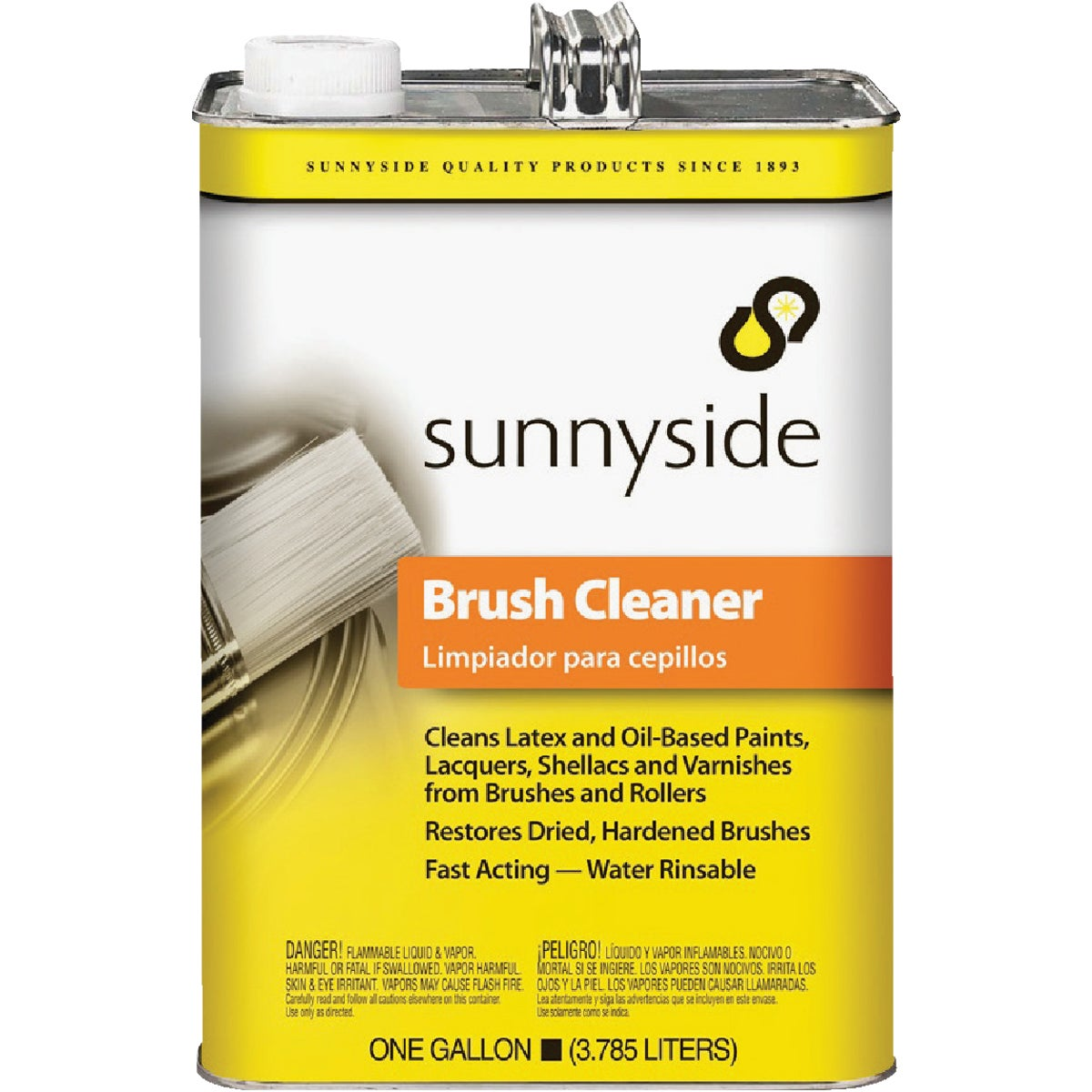 BRUSH CLEANER - 709G1 by Sunnyside Corp