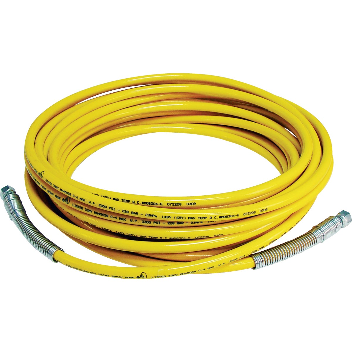 "1/4""X25' HIGH-PRESS HOSE"