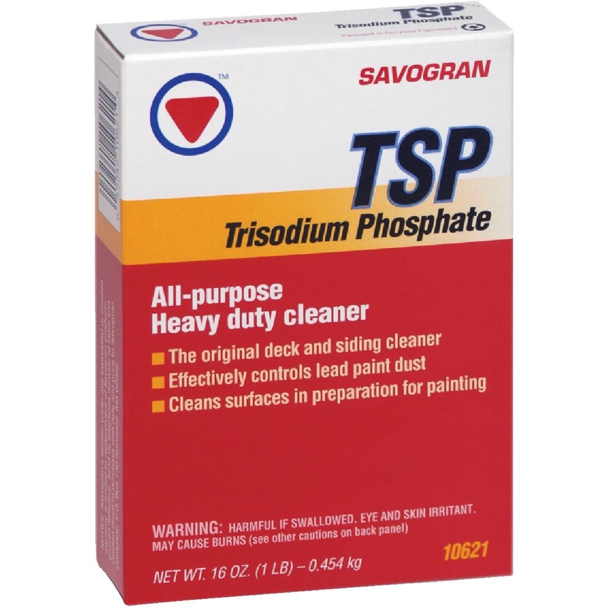 1LB T.S.P. CLEANER - 10621 by Savogran Company