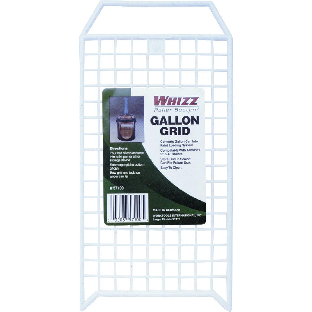 GALLON PAINT GRID