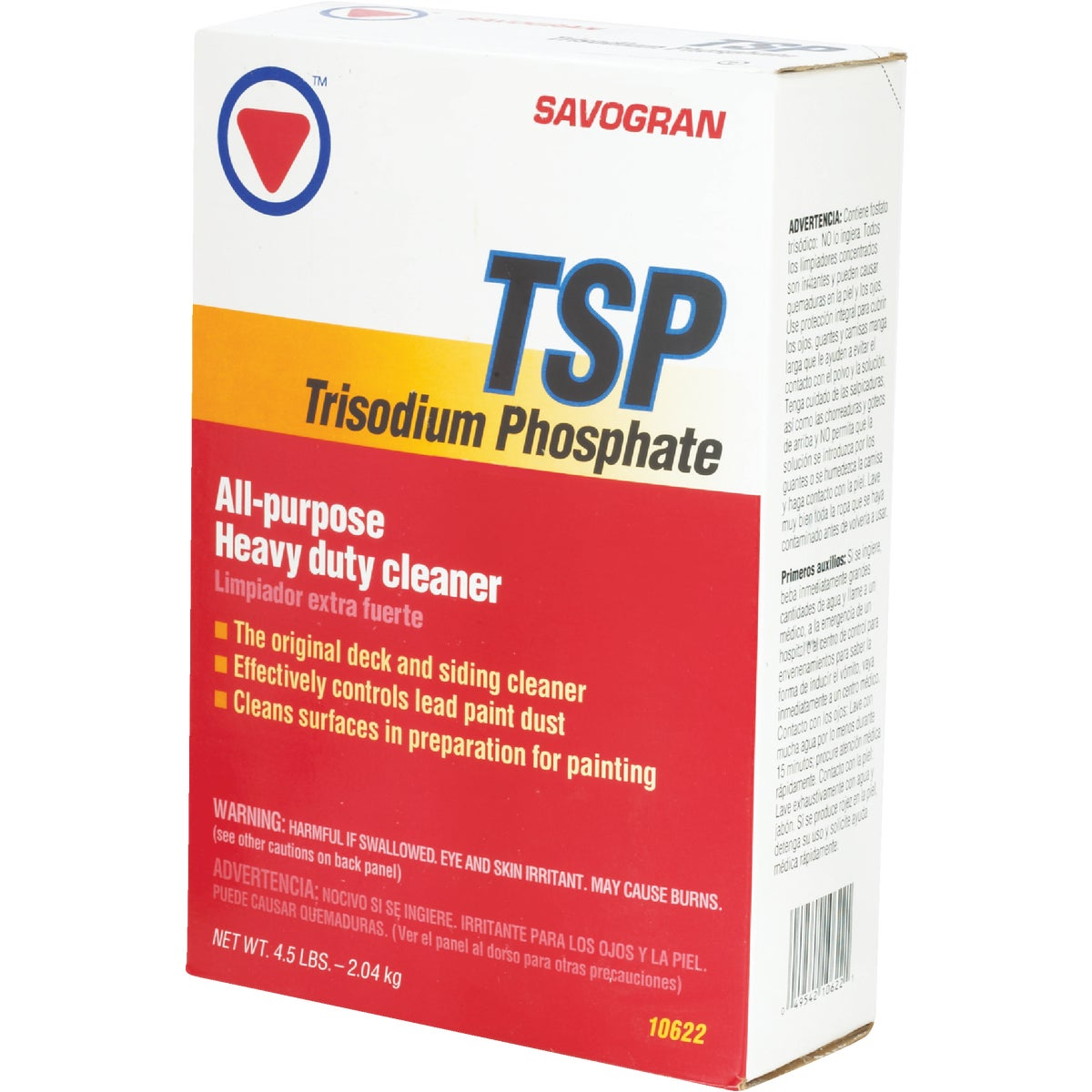 Trisodium Phosphate (TSP) Cleaner