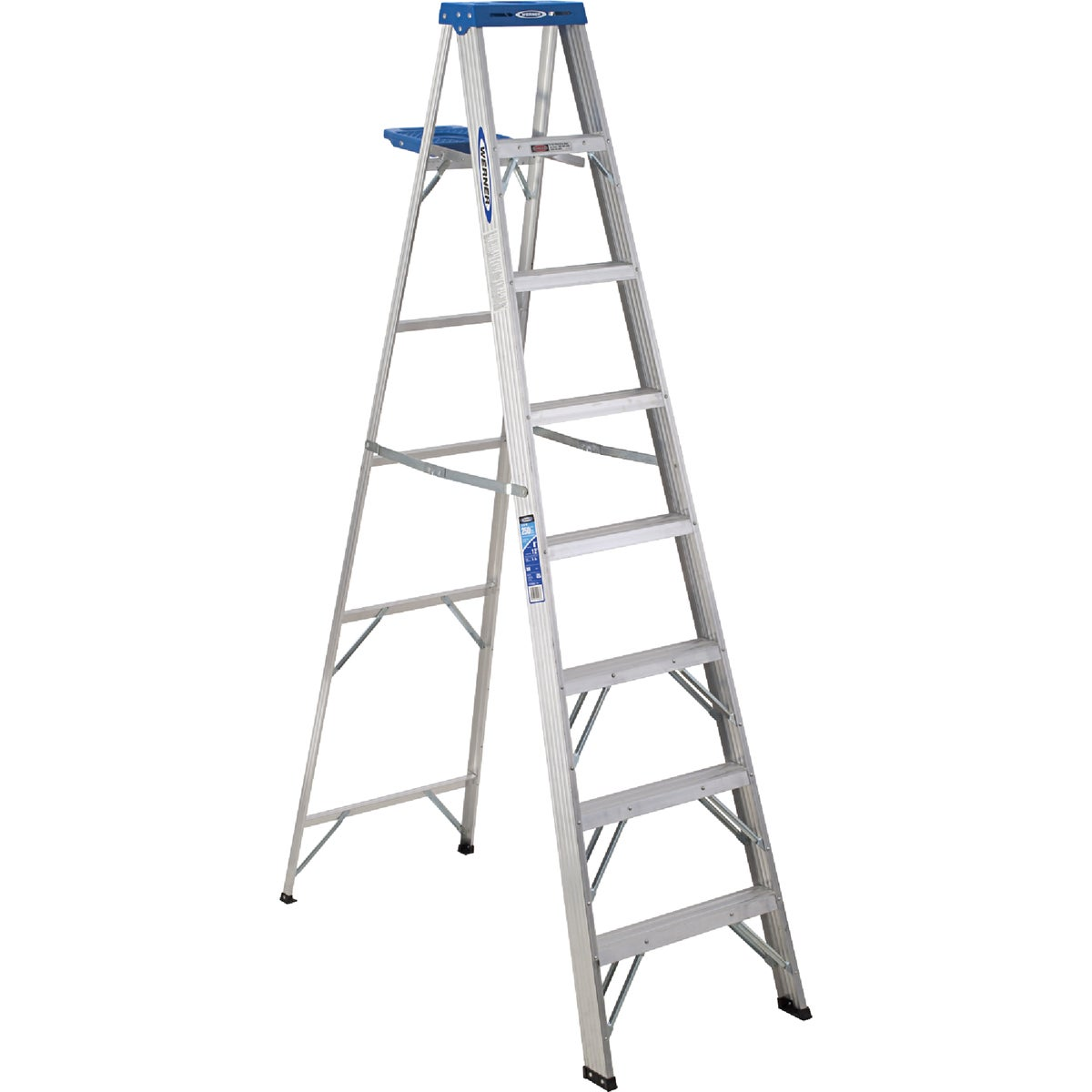T-1 8' ALUM STEPLADDER - 368 by Werner Co
