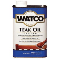 Rust Oleum TEAK OIL FINISH 67141