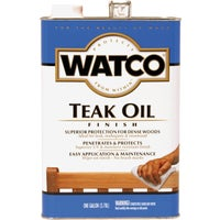 Rust Oleum VOC TEAK OIL FINISH 67132