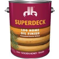 Duckback Prod. GOLD HNY LOG HOME FINISH DP7200-4