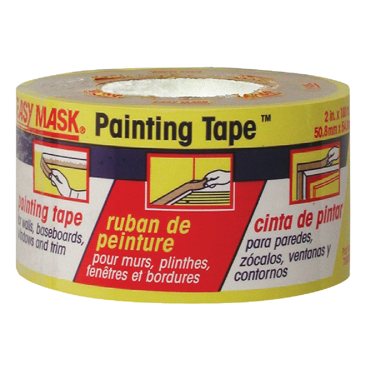 "2"" PAPER MASKING TAPE - 706060 by Trimaco L L C"