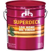Duckback Prod. AUT BRN LOG HOME FINISH DP7300-5