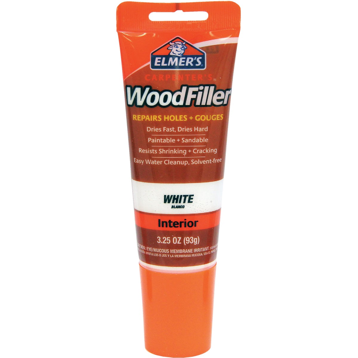 3.25OZ WHITE WOOD FILLER - E855 by Elmers Products Inc