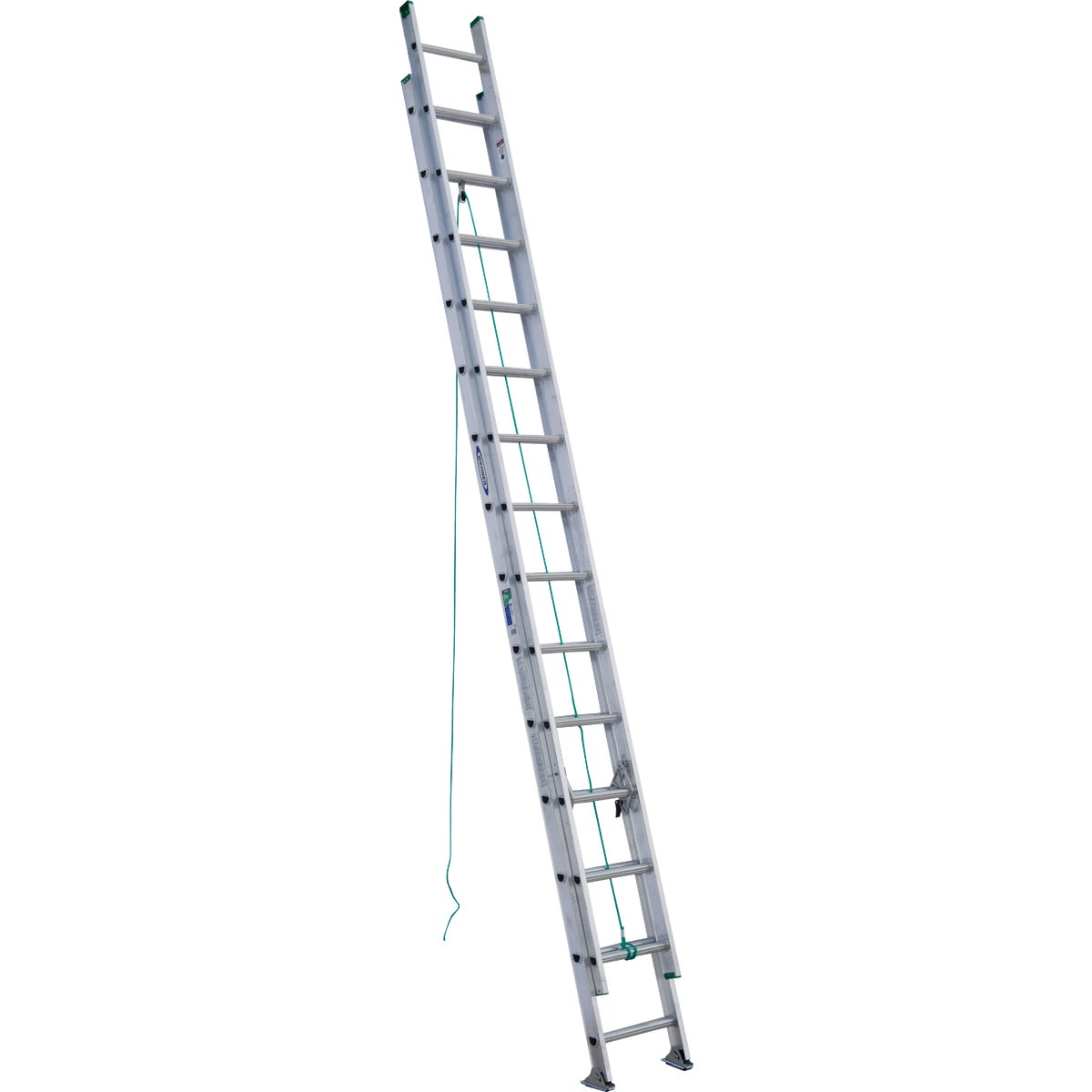 T-2 28' ALUM EXT LADDER - D1228-2 by Werner Ladder